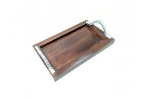 SMALL RECTANGLE SERVING TRAY